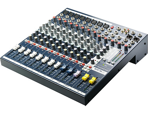 Soundcraft EFX8 8-kan. mikseri