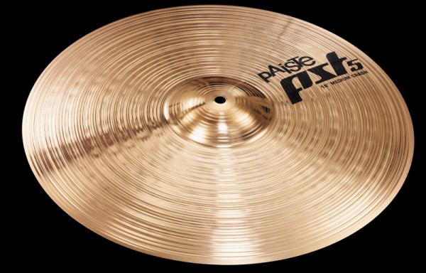 Paiste PST5 16″ rock crash
