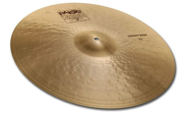 Paiste 2002 heavy ride 20″