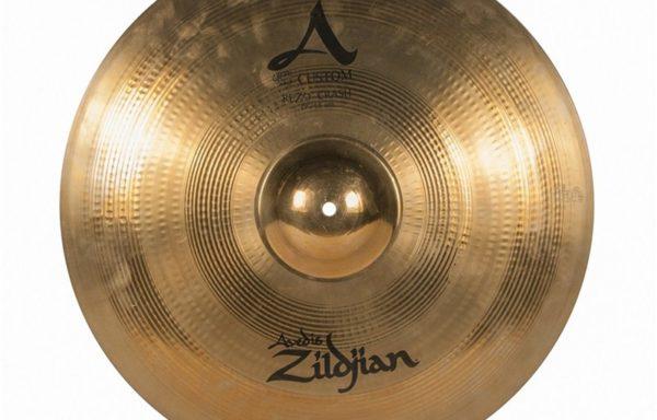 Zildjian A-custom rezo crash 19″, käyt.