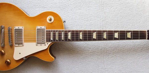 Vintage V100MRPGM  ´Lemon Drop´ Series