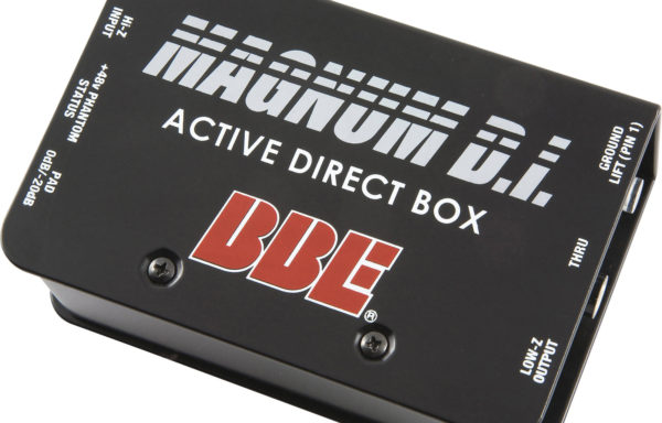 BBE Active Direct Box