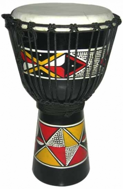 WRP 6″ djembe
