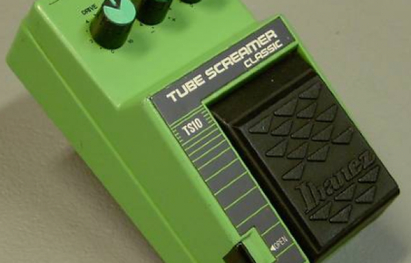 Ibanez TS10 Tube Screamer classic, käytetty
