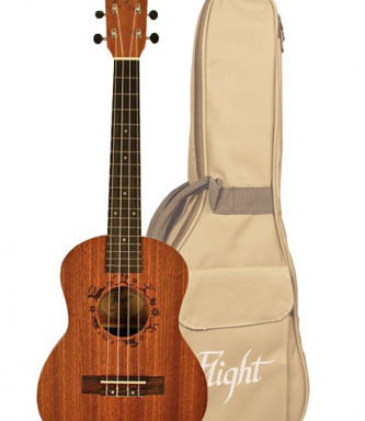Flight NUT310 tenori ukulele