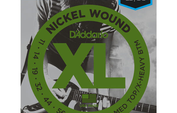 Dàddario EXL117 Nickel Wound