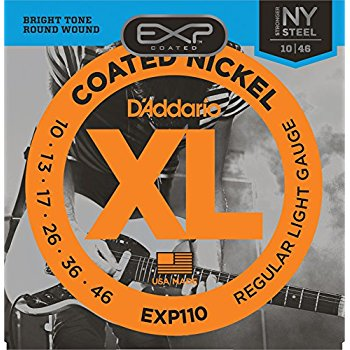 Dàddario EXP110 Coated Nickel
