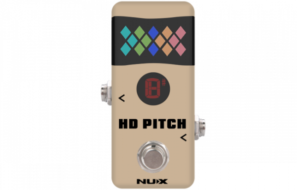 NUX HD Pitch Viritin mini pedaali.