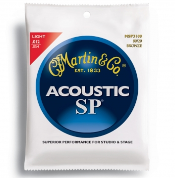 Martin Acoustic SP bronze