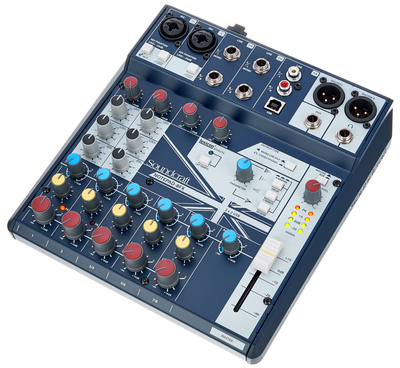 Soundcraft Notepad-8FX mikseri