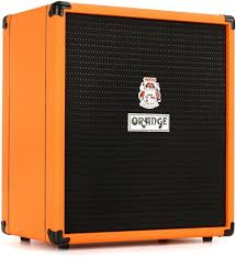 Orange CRUSH BASS5050W Bass guitar amplifier combo, loppu