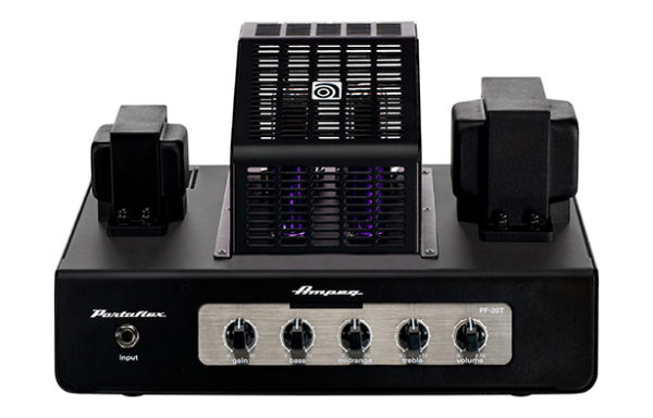 Ampeg PF-20T Tube Bass Amp Head