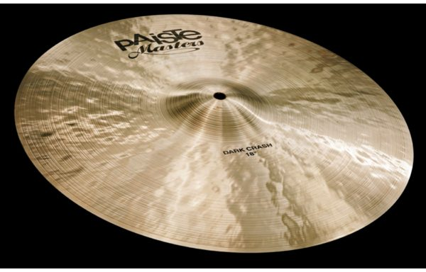 Paiste Masters 16″ Dark Crash