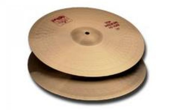 Paiste 2002 14″ medium to Hi-Hat