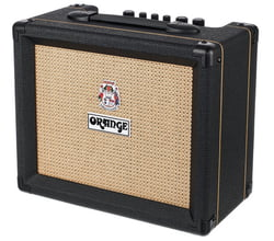 Orange CRUSH20 Twin channel solid state Crush 1×8″ combo