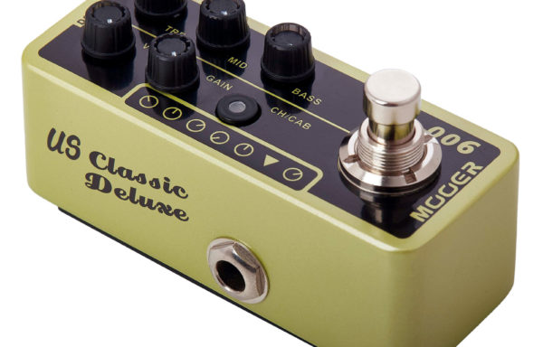 Mooer Micro Preamp 009 US Classic Deluxe